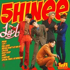 SHINee - 1 of 1 (5th Album Vol.5) [CD+Photobook+Photocard...]