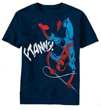 Marvel Spiderman (Go Upside Down Spiderman) T-shirt