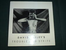DAVID BAILEY'S TROUBLE AND STRIFE - PHOTOGRAPHS OF HIS WIFE MARIE HELVIN