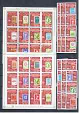 CONGO 50  YEARS EUROPA   PERF  + IMPERF  MNH. COTE 200 EURO