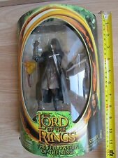 Lord of the Rings FOTR Aragorn Strider 6'' Figure Sword Drawing Slashing Actions