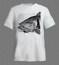 Peacock Bass Lure Predator Fishing Addiction T-shirt