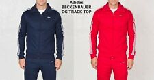 adidas Originals Mens OG Beckenbauer Track Jacket Top 3 Stripes Retro Vintage