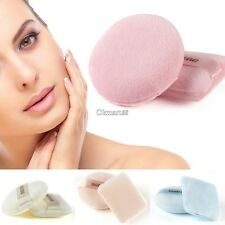 Face Body Powder Puff Cosmetic Makeup Soft Sponge cotton beauty tool  OK