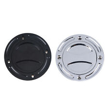 Motorcycle Round Gas Fuel Tank Cover Cap For Harley Davidson Softail Sportster