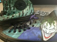 nwt Converse JOKER batman DC COMICS check sizes MEN
