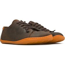 Camper Shoes Mens Camper Peu Cami Brown Suede Sneakers Trainer Shoes NEW