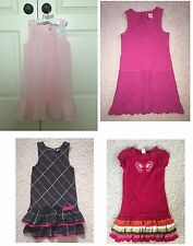 Gymboree U CHOOSE dress spring summer fall girls size 8 EUC po