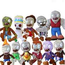 PLANTS vs. ZOMBIES Soft Plush Dolls Teddy Stuffed Toy Kids Baby Child TOYS Gifts