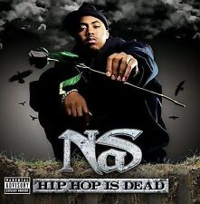 Hip Hop Is Dead [PA] by Nas (CD, Dec-2006, Def Jam (USA))