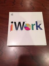 Apple iWork '09 Full Retail Version DVD MB942Z/A Office Productivity Suite