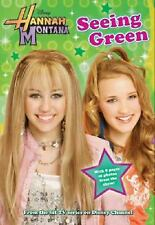 Hannah Montana: Seeing Green by M. C. King (2007, Hardcover, Prebound)