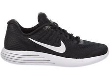 NEW WOMENS NIKE LUNARGLIDE 8 RUNNING SHOES TRAINERS BLACK / ANTHRACITE / WHITE