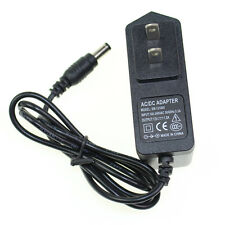AC 100-240V DC 12V 1A 5.5 x 2.1 mm Wall Charger Power Supply Adapter US Plug Lot