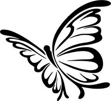 Butterfly - Vinyl Car Window and Laptop Decal Sticker