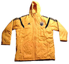 ADIDAS COLUMBUS CREW STADIUM JACKET Yellow/Black.