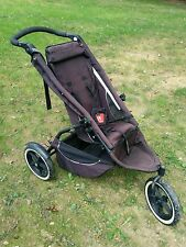 phil&teds Sport Double Seat Stroller (single stroller with double kit)