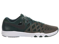NEW MENS NIKE TRAIN SPEED 4 CROSS TRAINING SHOES TRAINERS GREEN / BLACK / BROWN