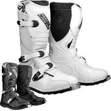 Moose Racing M1.2 Youth Mx Off Road Dirt Bike ATV Motocross Boots MX Sole