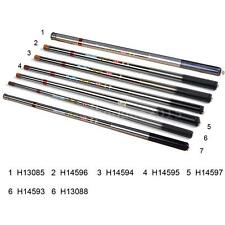 5.4m/17.72ft Carbon Fiber Telescopic Fishing Rod Pole Travel Fishing Tackle K4M3