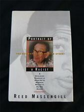 Portrait of a Racist, Reed Massengill, LNC First Edition Hardcover, Medgar Evers