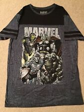 Incredible HULK Captain AMERICA Avengers 2 movie Iron Man THOR New MEN'S T-Shirt