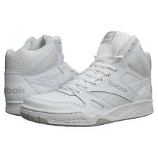 Men's Reebok Royal BB4500 HI XW4E M43478 Basketball Shoes White 4E-Extra Wide