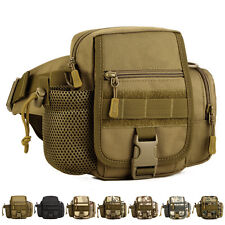 Protector Tactical Waist Bag With Kettle Pocket Fanny Pack Cycling Belt Bag