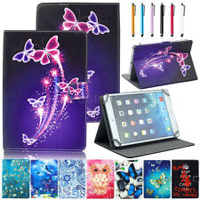 "Xmas Gift For 7"" 7 inch Tab Android Tablet PC Universal Leather Stand Case Cover"