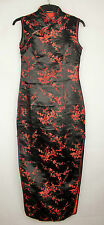 Floral SILK Chinese Style Women's Evening Festival Dress Cheongsam Oriental NEW