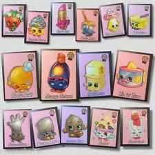 Shopkins Season 1&2 Trading Collector Cards - #101 ~ 115 **PICK FROM LIST**