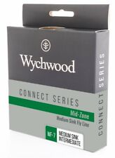 Wychwood Connect Mid-Zone Medium Sink Fly Line All Sizes Full Range Fishing