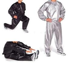 Gym Exercise Fitness Sauna Sweat Suit Slimmer Slimming Weight Loss Anti-Rip