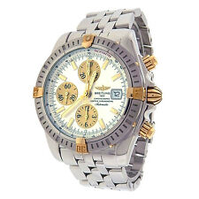 Breitling Chronomat Evolution B13356 Stainless Steel Chronograph Automatic Silve