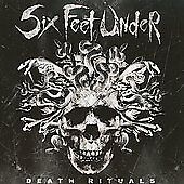 Six Feet Under / Death Rituals [PA] New CD 2008 Metal Blade Records ��