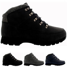 Mens Rambling Hiking Trail Walking Waterproof Hiker Outdoor Ankle Boots UK 6-14