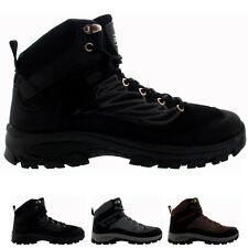 Mens Explorer Rambling Hiking Walking Waterproof Trail Winter Ankle Boot UK 6-14