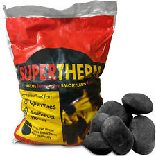 Supertherm Extra Hot Smokeless Coal for Open Fires & Multi Fuel Log Burners
