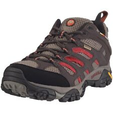 Mens Merrell Moab Gore Tex XCR Hiking Shoes Vibram Outsole Trail Shoes New