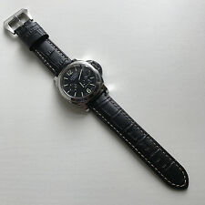 PAM Genuine Leather Watch Strap Band 24mm PAM Styles