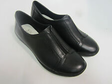 Clark's Belgrave Villa Ladies Black Casual Slip On Shoes