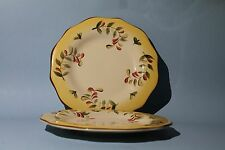 """Better Homes & Gardens - Tuscan Retreat - Salad Plates - TWO - 8 3/4"""" -"""