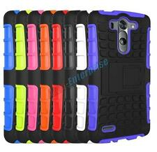 G3mini Armour Heavy Duty Tough Shock Proof Hard Stand Case Cover For LG G3mini