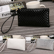 Women Purse Fingerprint Messenger Bag Clutch Satchel Tote Handbags Coin Wallet