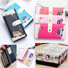 Women Purse Printing Pattern Hasp Coin Wallet Card Holders Handbag Clutch Bags