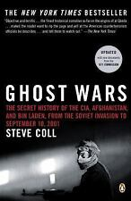 Ghost Wars: The Secret History of the CIA, Afghanistan, and Bin Laden, from
