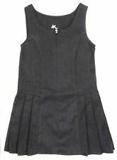 Girls School Pinafore dress Zip up 4 Years up to 12 years