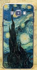Starry Night Van Gogh Design Case Cover Coque Fundas Shell  For All Phone Models