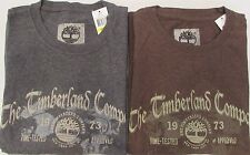 NEW MEN'S TIMBERLAND SHORT SLEEVE GRAPHIC LOGO T-SHIRT, PICK SIZE AND COLOR, $30