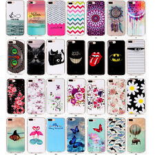 Soft TPU Case Ultra Thin Silicon Clear Skin Cover for Apple iphone 7 /7Plus 2016